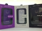 Molid 5000mAh Portable Power Bank with Torch