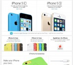 Apple New Product iphone5c&5s